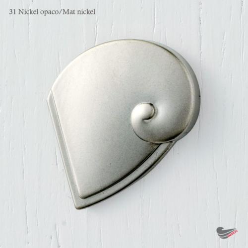 colour 31 - Marella - Nickel opaco - Mat nickel