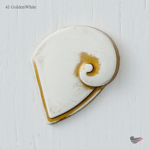 colour 41 - Marella - Golden White