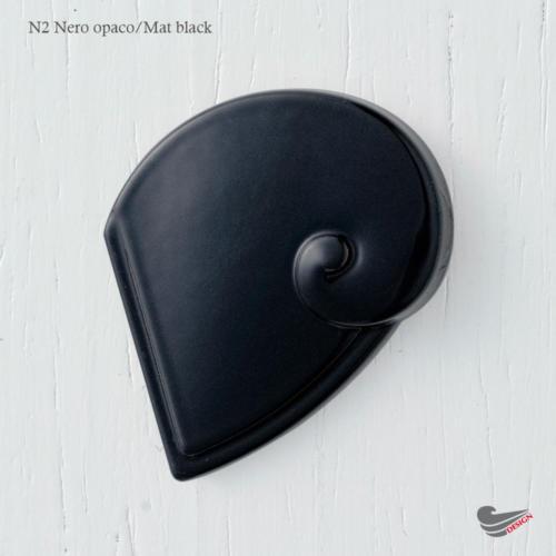 colour N2 Nero opaco - Mat black